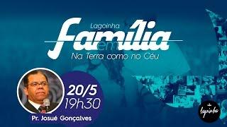 20/05/2016 - Lagoinha em Família