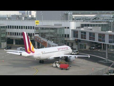 Germanwings: Streik über Silvester - 180 Flüge fallen ...