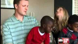 One Year Later, Adopted Kids From Haiti Adapt