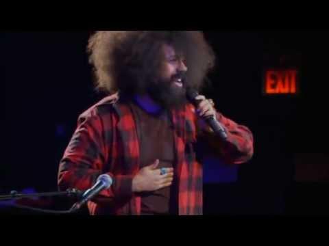 Reggie Watts - Žijeme na ostrově
