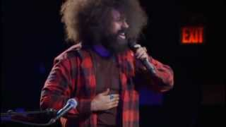 I Got You Reggie Watts