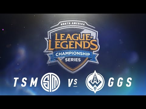 TSM vs. GGS - Week 3 Day 1 | NA LCS Spring Split | TSM vs. Golden Guardians (2018)