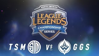 Video TSM vs. GGS - Week 3 Day 1 | NA LCS Spring Split | TSM vs. Golden Guardians (2018) MP3, 3GP, MP4, WEBM, AVI, FLV Juni 2018