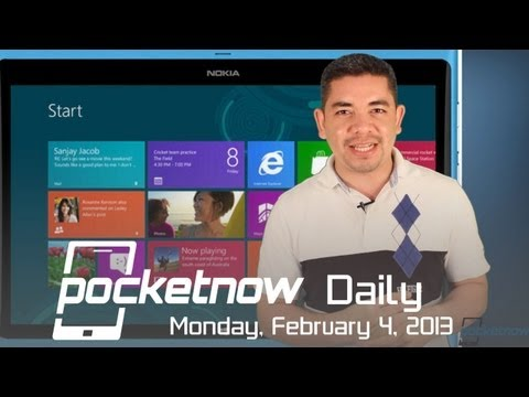 iOS 6 Gets Jailbroken, HTC M7 rumors, Stephen Elop Discusses Nokia Tablet & More – Pocketnow Daily