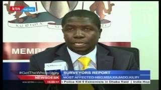 Surveyers Expect A Loss 4 Billion Shillings Of Revenue