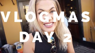 VLOGMAS DAY 2: I GOT DRUNK AND BROKE MY PHONE by Joya G