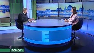 ECHO TV interjú – Mélymagyar Pelczné Gáll Ildikóval