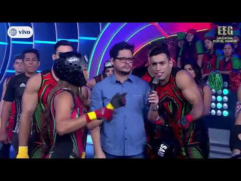 EEG La Lucha Por El Honor - 16/04/2019 - 2/5