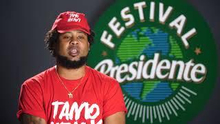 Conéctate al Festival – Entrevista El Lápiz