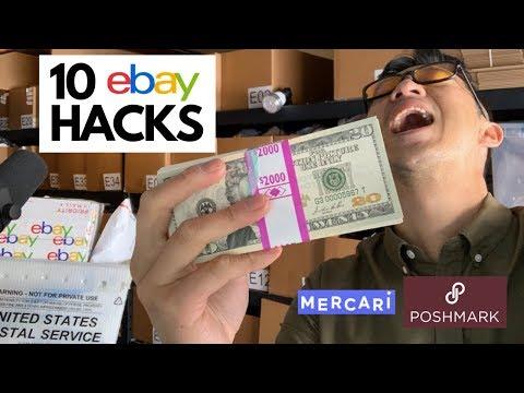 10 eBay Hacks I Wish I Knew Before I Started LEARN FROM MY PAIN