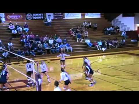 Volleyball vs. Virginia Wesleyan