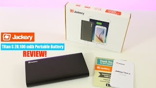 Jackery Titan S 20,100 mAh portable battery & charger with Type-C/ USB-C Input & Output, Qualcomm Quick Charge 2.0 and Fast Charge with 3A. (Will charge the new MacBook using USB-C)  http://amzn.to/2azVPtL ►SUBSCRIBE http://bit.ly/FastElectronicAndLoud  ►SUBSCRIBE TO MY DAILY VLOGS http://bit.ly/RyanVlogsToo►My Gear I Use??http://amzn.to/1SDS3Zu•VISIT OUR SPONSORS•►Elgato Gaming http://e.lga.to/G4G Game Capture HD60 http://amzn.to/1R0OGjD►GT Omega Racing Shop US http://bit.ly/TEAMFELusaSave 5% with discount code TEAMFEL Shop UK http://bit.ly/TEAMFELuk►Trigger Devils™ http://triggerdevil.comSave 10% with discount code TEAMFEL►bK Grips http://bit.ly/bKGripsGFG Save 15% with discount code TEAMFELOUR WEBSITE http://fastelectronicandloud.com►SOCIAL MEDIA:•Google+ http://bit.ly/FELonGooglePlus•Twitter http://twitter.com/FastElectLoud•Facebook http://bit.ly/FastElectronicLoudOnFacebook•Instagram http://www.instagram.com/fastelectronicloud•Twitch http://www.twitch.tv/fastelectronicandloud►#TeamFELnation™ wristbands! http://FastElectronicAndLoud.com ►#TeamFEL™ Hats, T-shirts & Hoodieshttp://TEAMFEL.spreadshirt.comIf you read this description, then you are awesome and can use discount code TEAMFEL to save $$$ on #TeamFELnation™ wristbands. Send me a message if you order. www.FastElectronicAndLoud.com