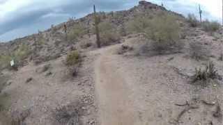 Goodyear (AZ) United States  city photos : Fantasy Island Mountain Biking Trail Goodyear, AZ (GoPro)