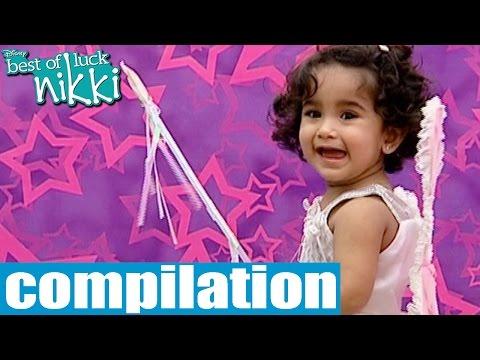 Best of Luck Nikki | Episodes 1-3 Compilation | Disney India