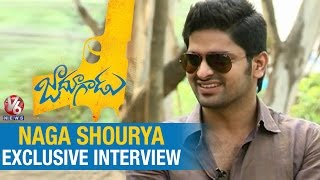 jadoogadu movie fame naga shourya in special chit chat taara v6 exclusive 24 05 2015