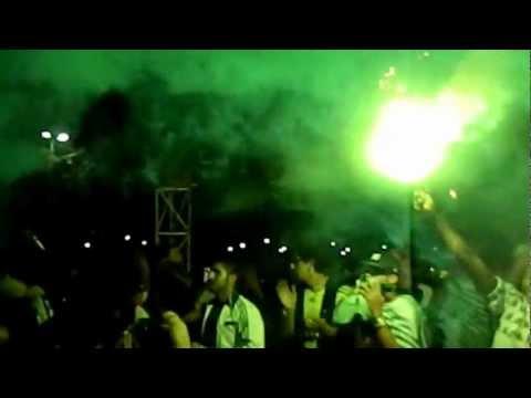 Palmeiras - Festa em Cosmópolis, Copa do Brasil 2012.