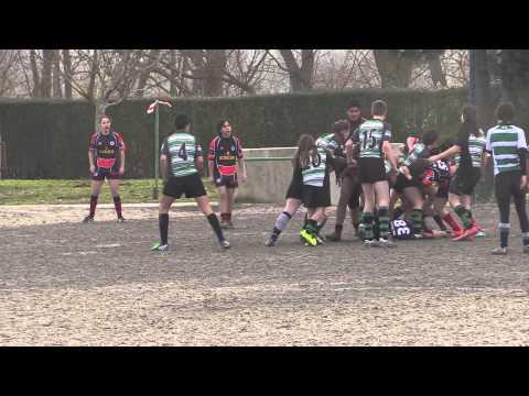 Rugby Sub14 La Única A - Gaztedi (1)