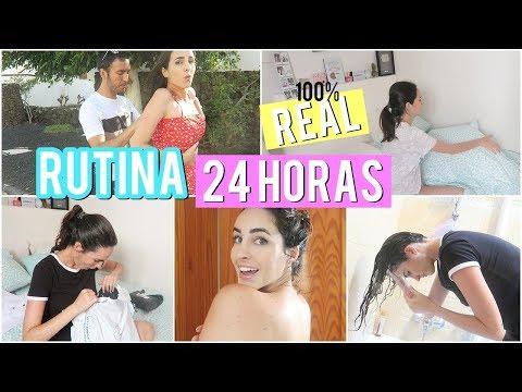 MI RUTINA COMPLETA ♡ ¡Mañana y Tarde! 100% REAL