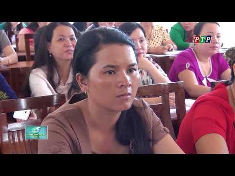 Chương trình Truyền hình Phụ nữ Tháng 8/2017