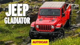 Jeep Gladiator 2020 review – How good off-road is the new Jeep pickup? | Autocar by Autocar