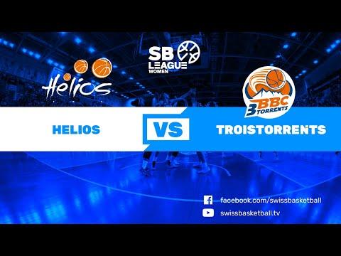 SB League Women - Day 21: HELIOS vs. TROISTORRENTS