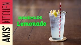 Homemade Lemonade - Drinks Lab | Akis Kitchen by Akis Kitchen