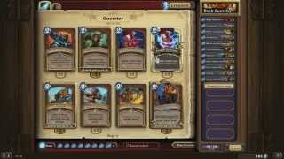 Comment jouer warrior OTK feat Noigiaire