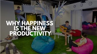 Why Happiness is the New Productivity: The Story of Mindvalley