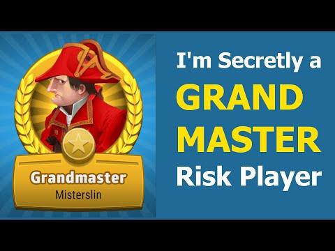 I'm secretly a GRANDMASTER Risk player (Risk: Global Domination)