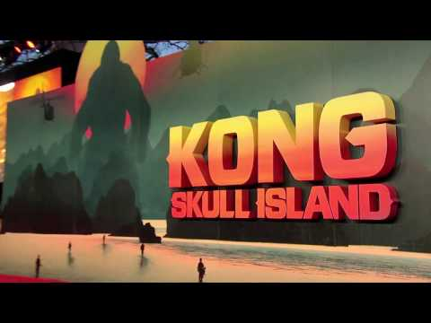 Kong: Skull Island - European Premiere (Highlights)