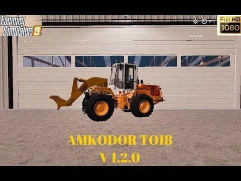 AMKODOR TO18 v1.2.0