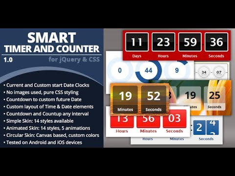 Smart Timer And Counter 1.0