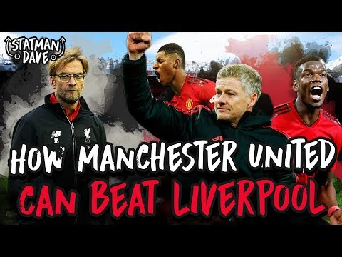 How Man Utd Can Beat Liverpool