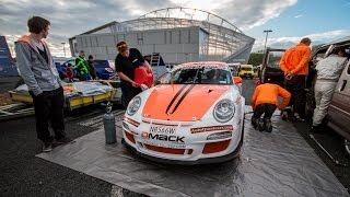 Porsche GT3 Cup Car At Targa New Zealand -- /MY LIFE AS A RALLYIST by DRIVE
