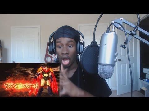 Bao Reacts to Super Robot Wars V Trailer 2 (видео)
