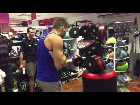 "South African MMA Champ Dricus ""stillnocks"" Du Plessis"