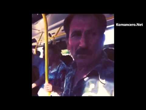 Otobüste Tacize Uğrayan Türk Kızı