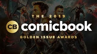 2019 ComicBook Golden Issue Awards by Comicbook.com
