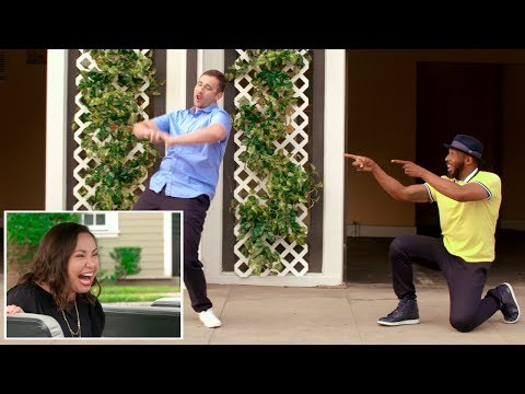 tWitch Creates Incredible Marriage Proposal Flash Mob Dance