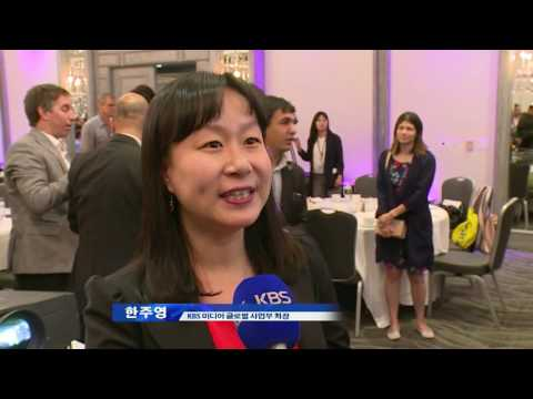 K 드라마, 중남미 진출 본격화  5.17.16  KBS America News