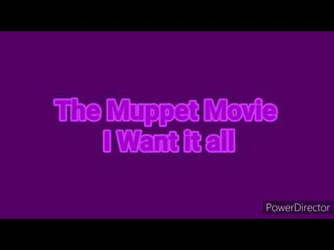 The Muppet Movie - I Want it all