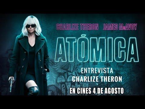 Atómica - Entrevista-Charlize Theron?>