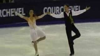Caurel France  City new picture : Leininger-Caurel (France) 2010 Courchevel JGP short dance