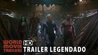 Guardiões da Galáxia Trailer Oficial Legendado (2014) HD