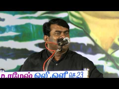 Prabhakaran Is My Life  Dream   Future   Direcor Seeman On Prabhakaran s Birthday