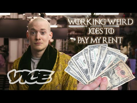 Working Weird Craigslist Jobs to Earn 965 for New York City Rent