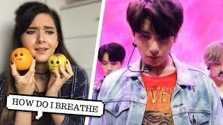 Video BTS (방탄소년단) DNA COMEBACK STAGE REACTION // ItsGeorginaOkay MP3, 3GP, MP4, WEBM, AVI, FLV Agustus 2018