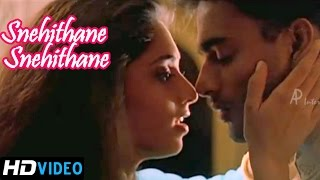 Video Snehithane Snehithane Video Song | Alaipayuthey Tamil Movie | Madhavan | Shalini | AR Rahman MP3, 3GP, MP4, WEBM, AVI, FLV April 2019