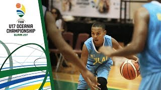 Watch Palau v Marshall Islands, Division B's 3rd place game at the FIBA U17 Oceania Championship 2017. ▻▻ Subscribe: http://fiba.com/subYT Click here for ...