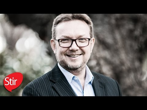 Tim Foster:  Leaders are made not born / Stir